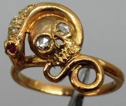 antique skull rings images 213 best memento mori images ancient jewelry jpg