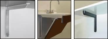 Ada Bathroom Vanity by Counter Support Brackets Arq I Mat Pinterest Ada Bathroom