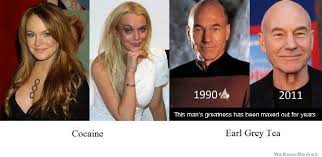 Not Even Once Meme - cocaine not even once geektastic pinterest patrick stewart