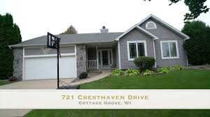 Cottage Grove Wi Apartments by 721 Cresthaven Dr Cottage Grove Wi 53527 Youtube
