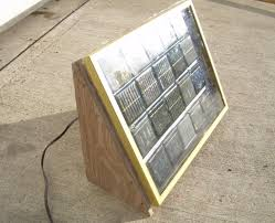 How To Make A Solar Light - recycled solar power 7 steps