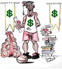 Paid Under The Table Reasons Time To Start Paying College Athletes