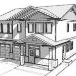 simple modern house wesharepics simple house sketch wesharepics building plans online 43652
