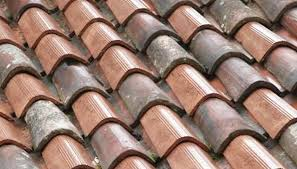 Roof Tile Colors Clay Roof Tile Styles Homesteady