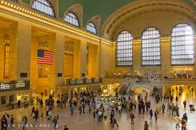 Grand Central Terminal Map Grand Central Station New York Cool