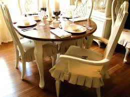 slipcovers for dining room chairs canvas dining chair cover simple