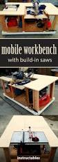 Tool Bench Organization Diy Workbench Diy Workbench Garage Organization And Tutorials