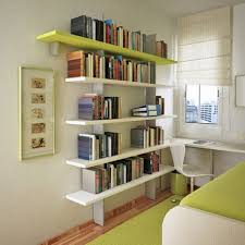 cool bookshelf for bedroom on inspiration interior home design