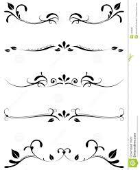 decorative ornamental stock photos image 2446983