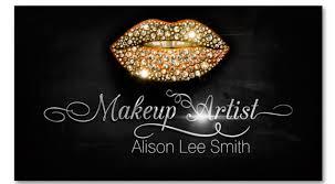makeup artist card designs makeup vidalondon