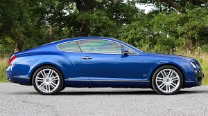 bentley coupe blue used 2007 bentley continental gt gt for sale in sunningdale