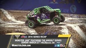 monster jam youtube monster jam 2016 recap on fs1 sunday mar 27 2016 youtube