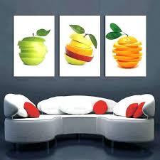 toile deco cuisine toile de cuisine tableau toile dacco cuisine trio de fruits