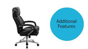 Heavy Duty Tall Drafting Chair by Husky Office Samson Series Big U0026 Tall 24 7 500 Lb Black Leather