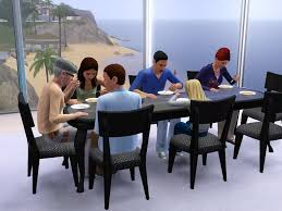 Set The Table by Mod The Sims Update 5 Jul 2016 Set The Table U0026 Call To Meal