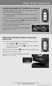 nissan versa hatchback 2012 1 g quick reference guide