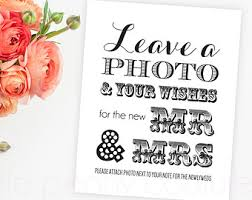polaroid guest book album wedding photo scrapbook guestbook sign by weddingsbyjamie on etsy