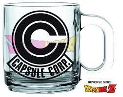 estarland com buy dragon ball z capsule corp glass coffee mug