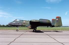 Fairchild Fairchild Republic A 10a Thunderbolt Ii U003e National Museum Of The