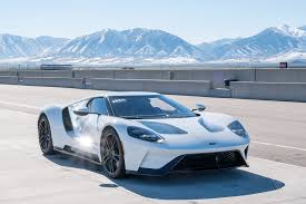 rare supercars driving the ford gt america u0027s fastest supercar the verge