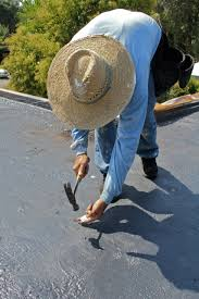 spraying polyurethane foam over an existing roof fine homebuilding