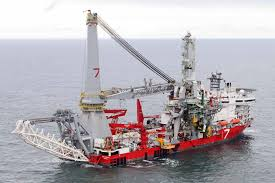 subsea 7 u0027s seven borealis heavy lifting vessels pinterest rigs