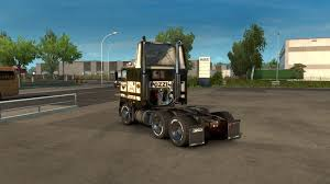 kenworth k200 usa freightliner flb sliipais edition for ets2 ets 2 mods euro
