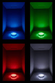 led lights that change color and changing led white light