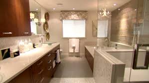 designer bathrooms pictures narrow bathroom layouts hgtv