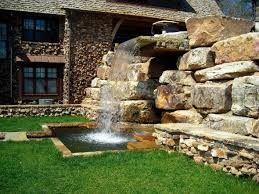 Waterfall Fountains For Backyard by 137 Best Water Fountains For The Yard Images On Pinterest Water