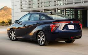 us toyota toyota mirai 2016 us wallpapers and hd images car pixel
