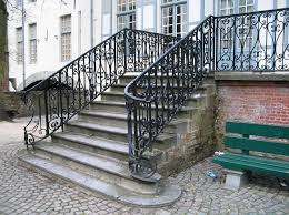 ornamental wrought iron railings wrought iron stair railing
