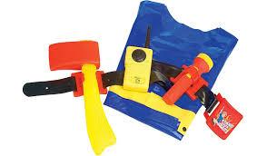 fireman sam utility belt kids george asda