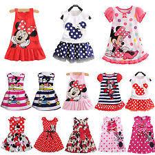 minnie mouse dresses ebay