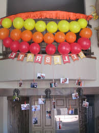 Home Decoration For Birthday by Homemade Decoration For Birthday Simple Home Decorating Ideas For