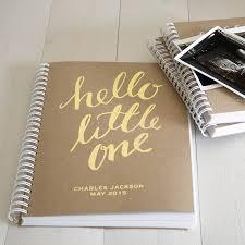 personalised pregnancy new baby memory book baby memories baby
