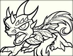 skylanders coloring pages color zini