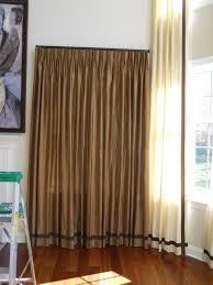 paula grace designs up goes the family room drapes