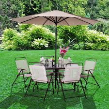 6 Seat Patio Table And Chairs Garden Table And Chair Sets From The Gardening Website