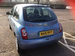 nissan micra top speed used blue nissan micra for sale borders