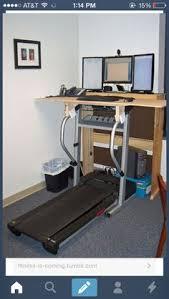 Computer Desk Treadmill How To Make A Diy Treadmill Desk In 5 Easy Steps Treadmill Desk