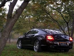 bentley wald continental gt black mad 4 wheels 2006 bentley continental gt by wald best quality