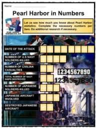 pearl harbor remembrance day facts worksheets u0026 history for kids