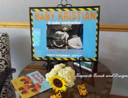 construction baby shower construction theme baby shower inspired by bob the builder baby