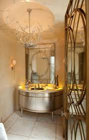 unique powder room lighting ideas 53 for home decoration design