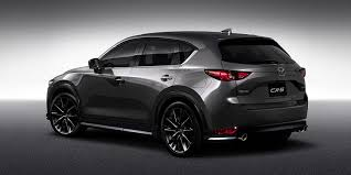 mazda cx3 black 2017 mazda cx 5 and cx 3 sport their custom style in tokyo
