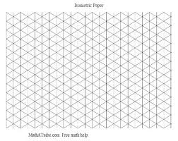 printable isometric paper a4 free graph paper hexagon isometric engineering printable