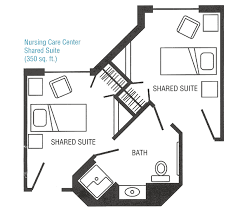 Retirement Home Design Plans Nursing Home Hospital Floor Plans Pinterest Architectural