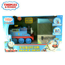 thomas friends hand painted thomas train dirving