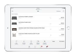 city furniture taps apple ibm for in store apps to improve the